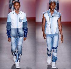 Coca-Cola Clothing 2014 Winter Southern Hemisphere Mens Runway Collection - Fashion Rio Brazil Moda Brasileira - Inverno 2014 Homens Desfile...