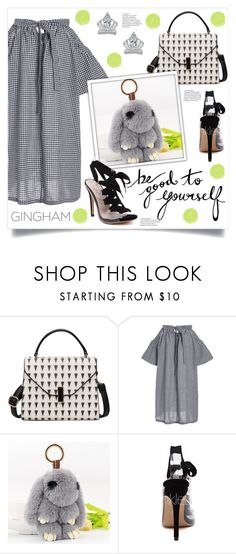 """""""Be good Be cute"""" by mahafromkailash ❤ liked on Polyvore"""