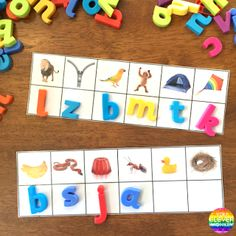 Beginning Sounds | you clever monkey
