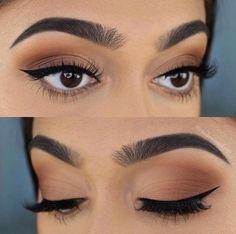 makeup tips ideas life hack nose contour eye makeup eyeshadow natural makeup brows Eye Makeup Tips, Makeup Inspo, Eyeshadow Makeup, Makeup Inspiration, Makeup Brushes, Makeup Ideas, Makeup Tutorials, Makeup Products, Makeup Hacks