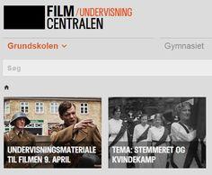 | Filmcentralen / streaming af danske kortfilm og dokumentarfilm