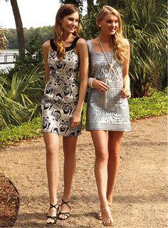 Lilly Pulitzer Fall '13- Arlington Dress and Sydney Dress