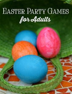 12 hilarious easter games for family gatherings family gatherings 3 easter party games for adults ourfamilyworld negle Gallery