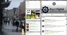 Boyd Digital Twitter Glasgow, Social Media, Digital, Twitter, Social Networks, Social Media Tips
