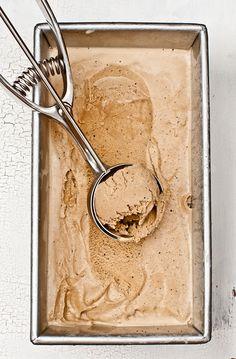 Mint & Coffee Ice Cream
