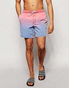 Prezzi e Sconti: #Asos pantaloncini da bagno lunghezza media taglia Xl  ad Euro 6.49 in #Asos #Male occasioni pantaloncini