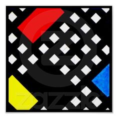 Shop Poster-Classic Vintage-Theo Van Doesburg 9 Poster created by lovearthouse. Theo Van Doesburg, Three Primary Colors, Concrete Art, Piet Mondrian, Dutch Painters, Minimalist Art, Custom Posters, Custom Framing, Abstract