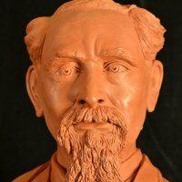 Charles Dickens / Darren Townsend Sculpture, Sculpting, Sculptures, Statue