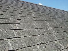 Asbestos Roof Shingles