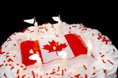 Happy Canada Day, Ontario, Birthday Candles, Toronto, Gta, Summer Fun, Sweet, Events, Candy