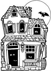 Halloween 53 Printable Coloring Page For Kids And Adults