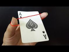 2 Amazing Magic Card Tricks That Will Blow Your Mind - YouTube Cool Card Tricks, Learn Card Tricks, Magic Card Tricks, Magic Tricks Tutorial, Magic Tricks For Kids, Types Of Magic, Learn Magic, Street Magic, Bicycle Cards