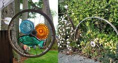 Vida-EcoVerde : Reciclar una bicicleta vieja