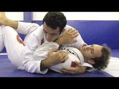 Braulio Estima Side Control part 4 CAGEFILM - YouTube