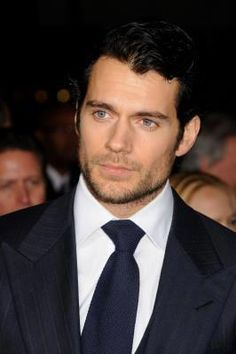 Henry Cavill... The perfect reason to see the new Superman movie.