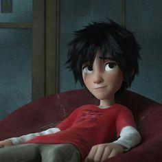 #BigHero6Lover ♡ ♡ ♡ ♡ Tadashi Hamada, Hiro Hamada, Animation Film, Disney Animation, Cartoon Pics, Cute Cartoon, Leap Movie, Hero 6 Movie, Disney Magical World
