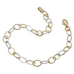 Armband, Ankerkette oval, 9Kt GOLD Dreambase http://www.amazon.de/dp/B00H2IM0YC/?m=A37R2BYHN7XPNV