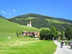 **Ciclabile: San Candido - Lienz (cycle downhill, catch the train back) - San Candido