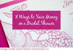 8 ways to save money on a bridal shower gift card girlfriend has the answers