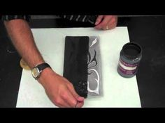 ▶ Slab Plate Stencil Design - YouTube