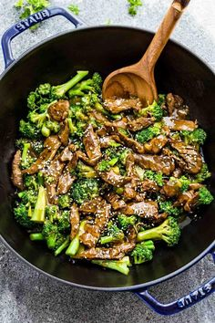 Beef and Broccoli ma