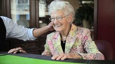 CROWD FUNDING VIDEO: INTERACTIVE TABLE FOR FAMILY MEMBERS of ALZHEIMER'S PATIENTS by Jack Chen