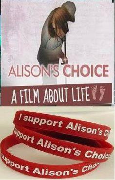 BRUCE MARCHIANO FILMS: Vean las fotos que ustedes enviaron en apoyo a la película  Alison's Choice. #alisonschoice http://brucemarchianofilms.blogspot.com/2014/05/vean-las-fotos-que-ustedes-enviaron.html?spref=tw