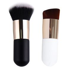 Hot Selling Portable Large Make Up Brushes Loose Powder Foundation Facial Blush Cometic Makeup Brush Pinceis de Maquiagem Tools