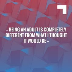 Being an adult is completely different from what i thought it would be http://blog.boylazy.com/humor/being-an-adult-is-completely-different-from-what-i-thought-it-would-be/?utm_campaign=crowdfire&utm_content=crowdfire&utm_medium=social&utm_source=pinterest