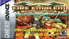 Let's Play: Fire Emblem: The Sacred Stones (Bonus Game Part 4 with cheats)