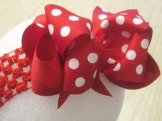 Need to stop looking at Etsy...another cute bow :)