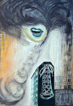 Loneliness in the big city, Maga Smolik