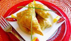 Surinaams eten – Pastei Trafasie (Surinaamse pastei hapjes)