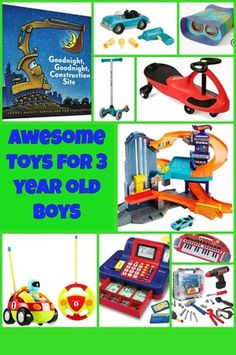 The 23 <b>best Gift Ideas Boys</b> (<b>3</b> to 7) images on Pinterest in <b>2018</b> ...