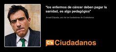 #Ciudadanos #ArcadiEspada
