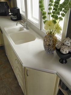Corian® Canvas Countertop