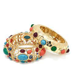 R J Graziano E Market Bangle Bracelets