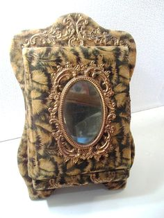 Quite unique#   Etsy listing at https://www.etsy.com/listing/153403889/antique-photo-album-victorian-velvet