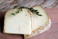 Abbaye de Belloc, the cheese that will forever change your mind on Sheep's Milk and make you crave it in your sleep.