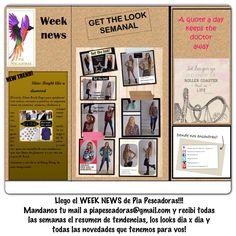 Week news todas las semanas en tu mail!