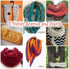The Crochet Lounge Guest Blogging at Moogly - Moogly Pattern Round-Up Extravaganza  Free Patterns