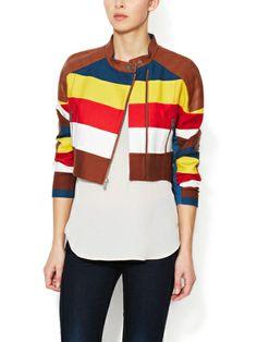 Super Stripes!!  Would love it even more if it was a little longer!!