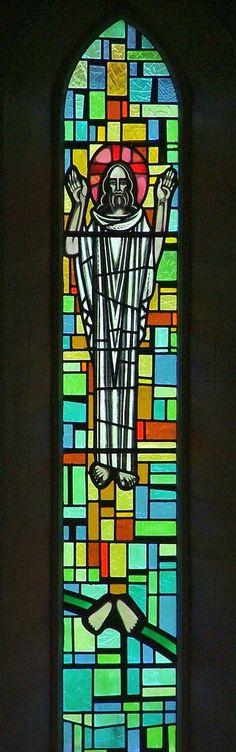 Carlingford- Mullaghbuoy- Church of St. Anne (c.1853)- stained glass window- DSCF0899 | Flickr - 相片分享!