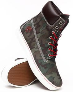 "Buy Earthkeepers New Market 2.0 Cup 6"" Canvas Sneakers Men's Footwear from Timberland. Find Timberland fashions & more at DrJays.com"