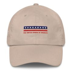 The USA – Classic Dad Cap