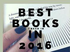 Best Books (I read) in 2016