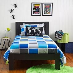 Tom Collection Kids Bedroom Accessories, Kids Bed Linen, Bed Linen Design, King Comforter Sets, Awesome Bedrooms, Kids Furniture, Luxury Bedding, Linen Bedding, Mattress