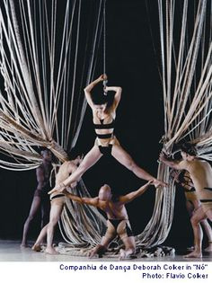 Ballet-Dance Magazine - Companhia de Dança Deborah Colker - Nó