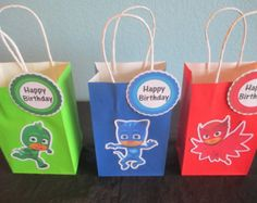 Monster Truck bagsMonster goody bags10Monster by BehindTheTheme