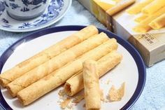 Resep Egg Roll Serena Monde Kue Kering Cemilan Resep Kue